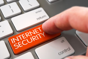 internet security in modern business