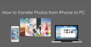iphone photos to pc