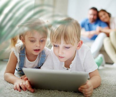 Kids monitoring